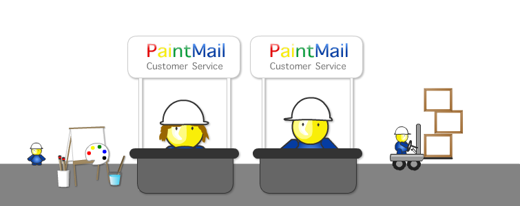 PaintMail Contact